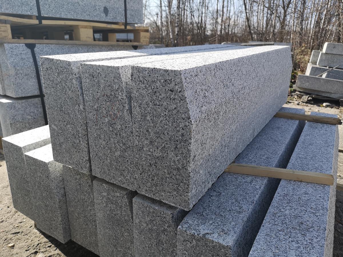 Krawężnik kamienny, krawężniki granitowe - SYNTAR